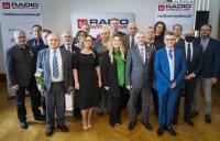 75 lat Radia Wrocław: 18 pracowników Radia Wrocław z odznaczeniami państwowymi