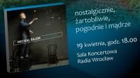 Michał Bajor wystąpi w Sali Koncertowej Radia Wrocław