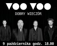 """Koncert Voo Voo """"Dobry Wieczór"""" w Sali Koncertowej Radia Wrocław"""