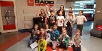 Młodzi opanowali studio. Ruszyły warsztaty Akademii Młodego Radiowca [FOTO]