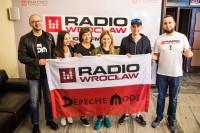 Zobacz, jak słuchacze Radia Wrocław bawili się na koncercie Depeche Mode! [FILMY]