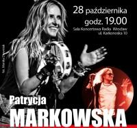 Patrycja Markowska ponownie w Sali Koncertowej Radia Wrocław