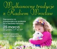 Przedświątecznie z Radiem Wrocław. Wyjątkowe spotkania w Magnolia Park
