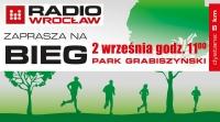 Bieg w Parku Grabiszyńskim
