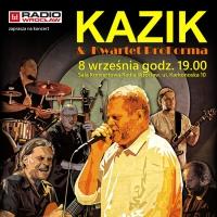 KAZIK & KWARTET PROFORMA – 8 września we Wrocławiu