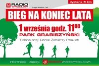 Biegowe pożegnanie lata z Radiem Wrocław