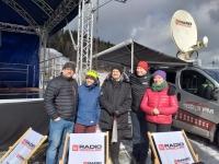 Szaleństwo na stoku – Radio Wrocław na Czarnej Górze