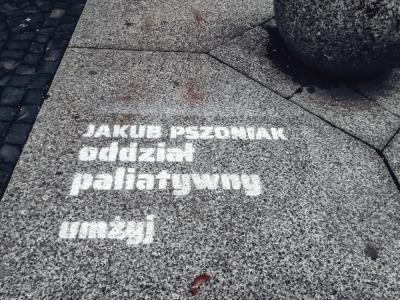 Patrz pod nogi i nie zdepcz poezji! [FOTOSPACER]