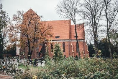 Kościół na Muchoborze Wielkim [FOTOSPACER]