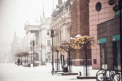 Wrocław: Przyszła zima [FOTOSPACER]
