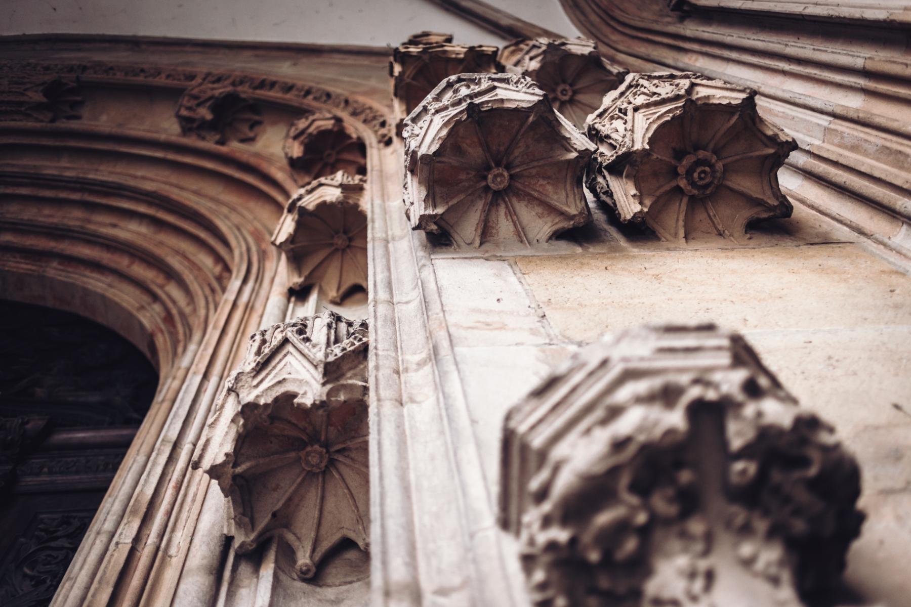 Rzygacze, maszkarony i spadająca głowa - Katedra Wrocławska w detalach [FOTOSPACER]