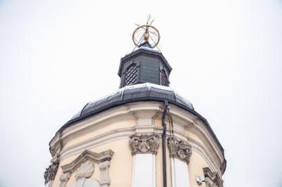 Wieża Matematyczna, dawne Obserwatorium Astronomiczne [FOTOSPACER]