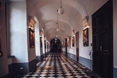 Sekrety ukryte w gmachu Uniwersytetu Wrocławskiego [FOTOSPACER]