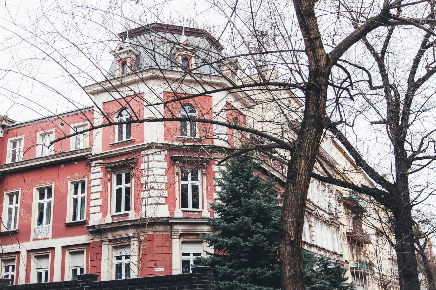 Blaski i cienie ulicy Matejki (FOTOSPACER)