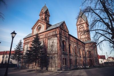 Neoromański kościół w Roztoce z XIX wieku [FOTOSPACER]
