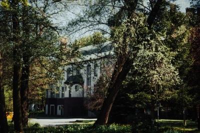 Zameczek AWF we Wrocławiu [FOTOSPACER]