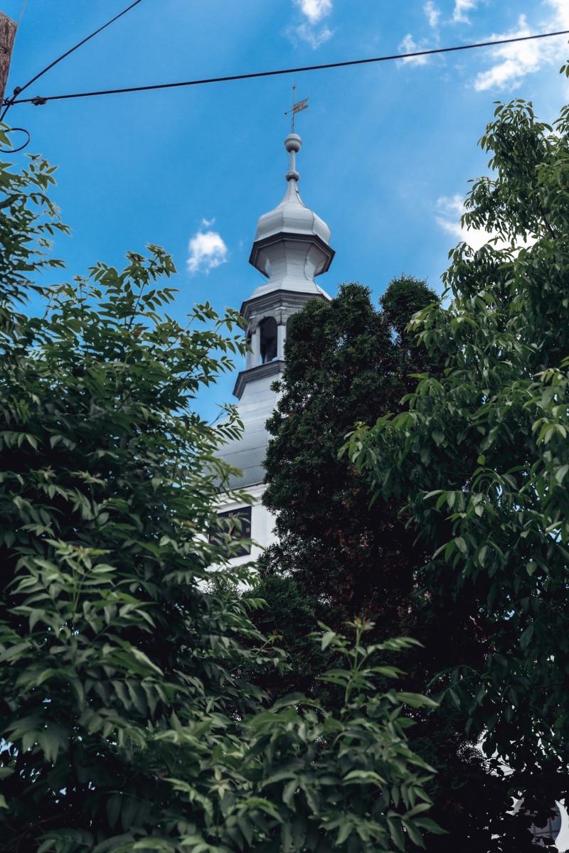 Gotycki kościół w Wilkowie Wielkim [FOTOSPACER]