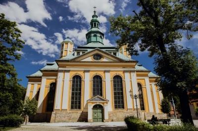 Barokowa perła architektury: Kościół Garnizonowy w Jeleniej Górze [FOTOSPACER]