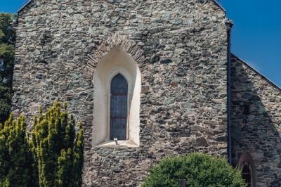 Kościół w Wilczkowicach [FOTOSPACER]