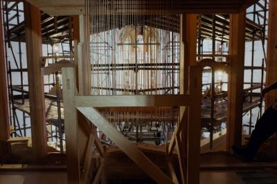 Rekonstrukcja organów w Kościele Garnizonowym. Ostatnia prosta [FOTOSPACER]