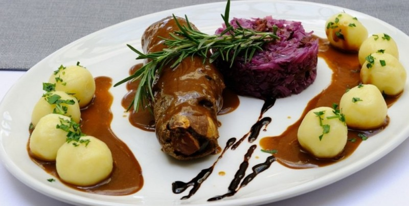 Smaki Dolnego śląska Kuchnia Ze śląska I Malowanie Na