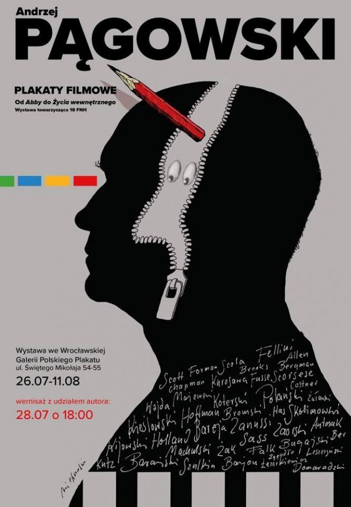 Plakaty Pągowskiego Od A Do Z Nowa Wystawa We Wrocławiu