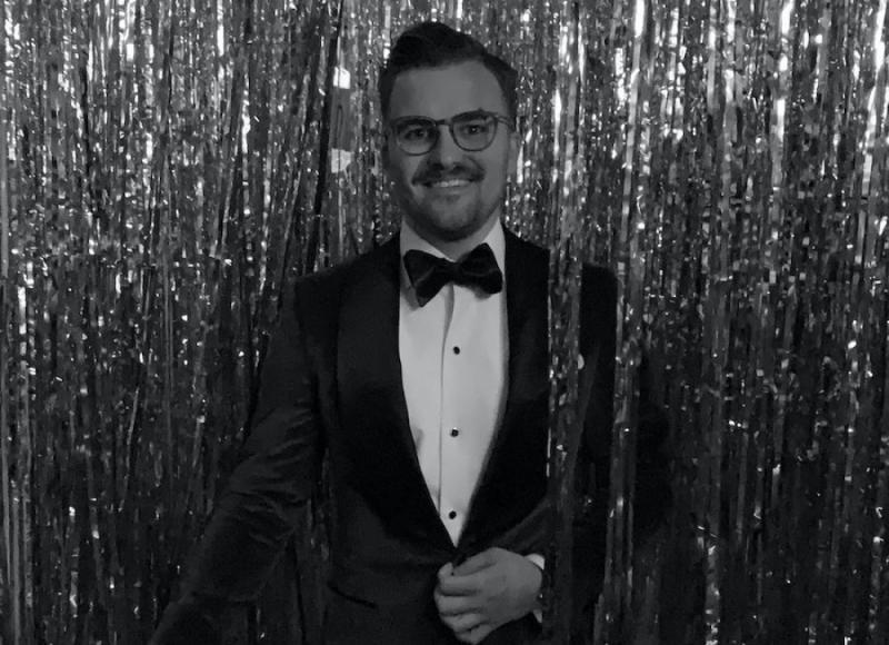Blogoskop: Jakub Roskosz, człowiek renesansu