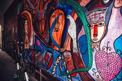 Wrocławskie murale. PIĘKNE! [FOTOGALERIA]