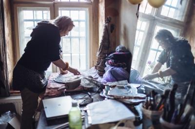 Fotoreportaż: nadodrzańska pracownia ceramiki