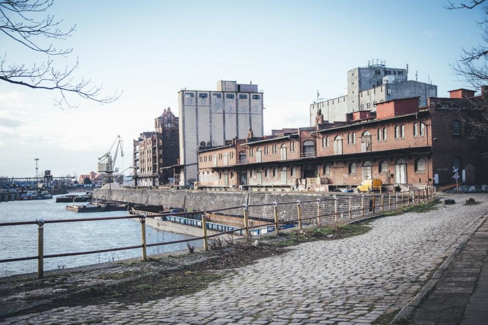 FOTOSPACER: Port miejski