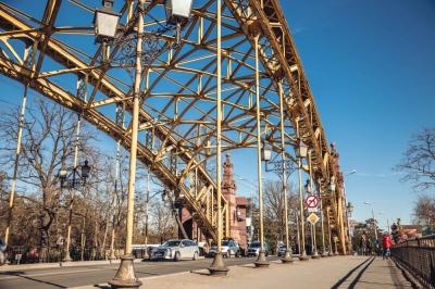 FOTOSPACER: Most Zwierzyniecki
