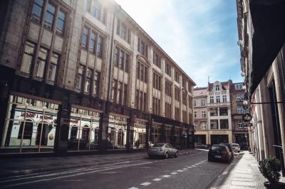 Fotospacer: Perła wśród wrocławskich ulic: ul. Rzeźnicza