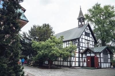 FOTOGALERIA: Kościół NMP Matki Bożej Pocieszenia