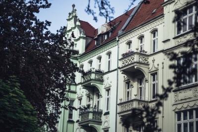 GALERIA: Kamienice przy ul. Norwida we Wrocławiu
