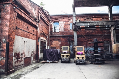 Industrialna ulica Krakowska [FOTOSPACER]