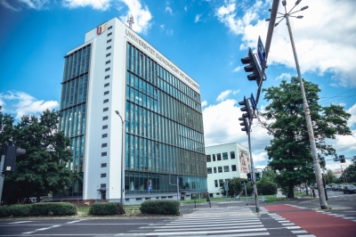 Kampus Uniwersytetu Ekonomicznego [FOTOSPACER]