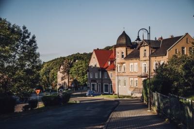 Malowniczy Dolny Śląsk - Bolków [FOTOSPACER]