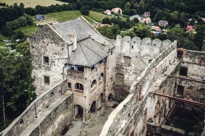 Jedyny taki w Polsce - Zamek Bolków [FOTOSPACER]
