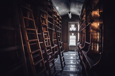 """""""Wrocławski Hogwart"""" niezwykłe wnętrza dawnej biblioteki uniwersyteckiej"""